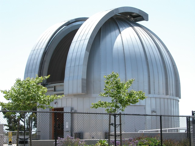 California Space Center Observatory Dome